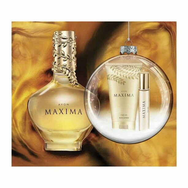 Maxima for Her Eau de Parfum 50ml and Free Gift