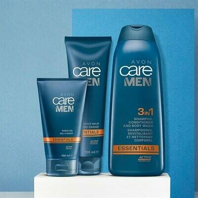 Avon Care Men Essentials Set