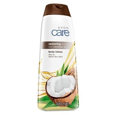 Avon Care Restoring Moisture with Coconut Oil Body Lotion - 400ml