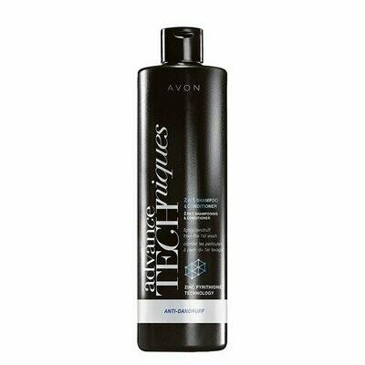 Anti-Dandruff 2-in-1 Shampoo & Conditioner - 400ml