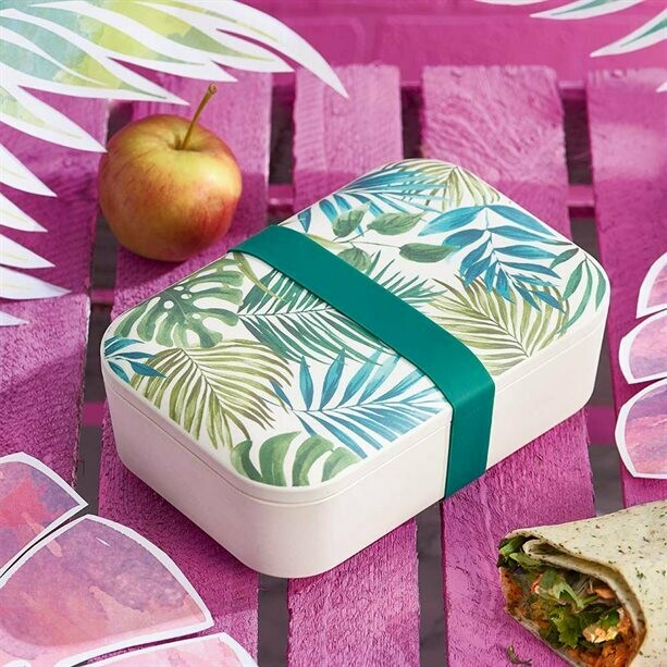 Tropical Bamboo Lunchbox