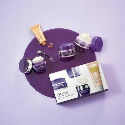 Anew Platinum Skincare Trial Kit