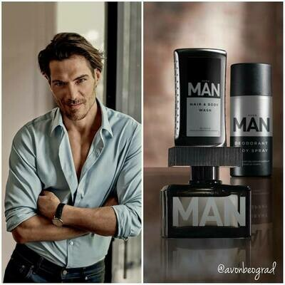 Avon Man Set