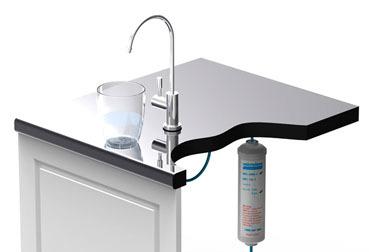 KDF/GAC Under-Bench inline filter 30,000 (USA)