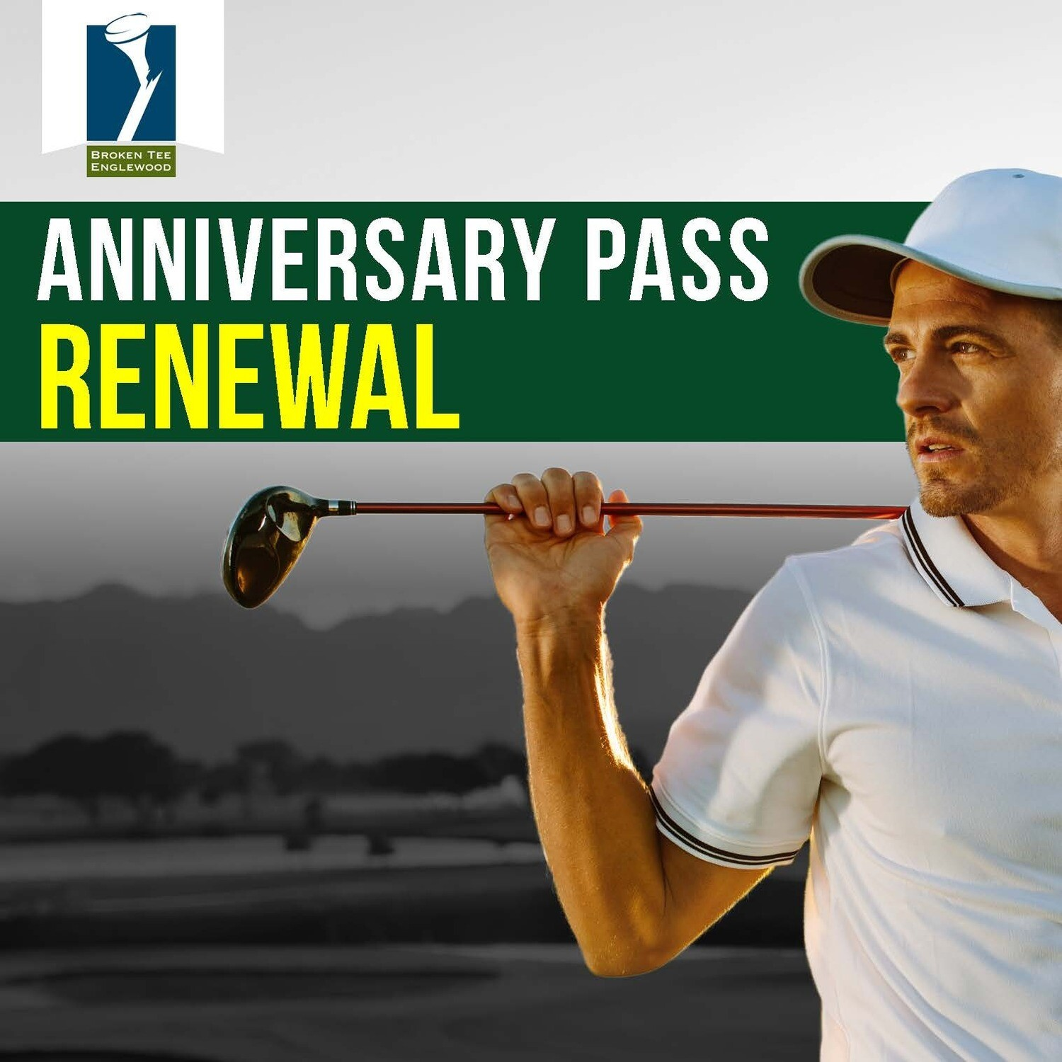 Anniversary Pass (Renewals Only)