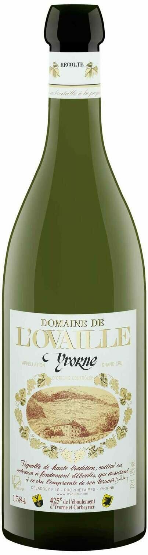 Yvorne AOC Domaine de l'Ovaille