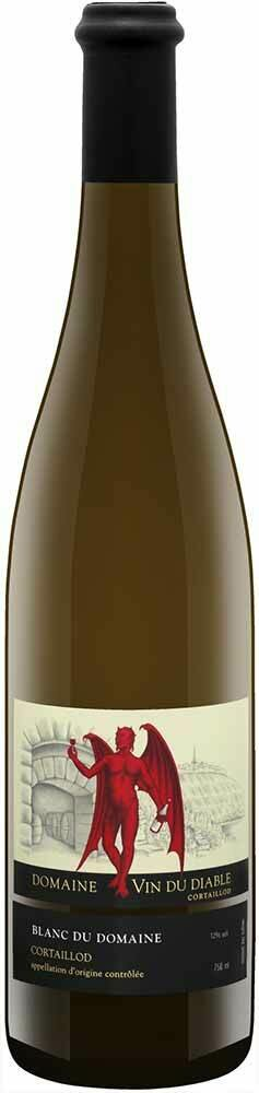 Vin du Diable blanc Cortaillod AOC