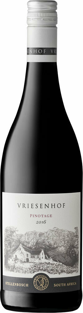 Pinotage WO (Young Line)