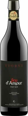 Yvorne Pinot Noir AOC Feu d'Amour