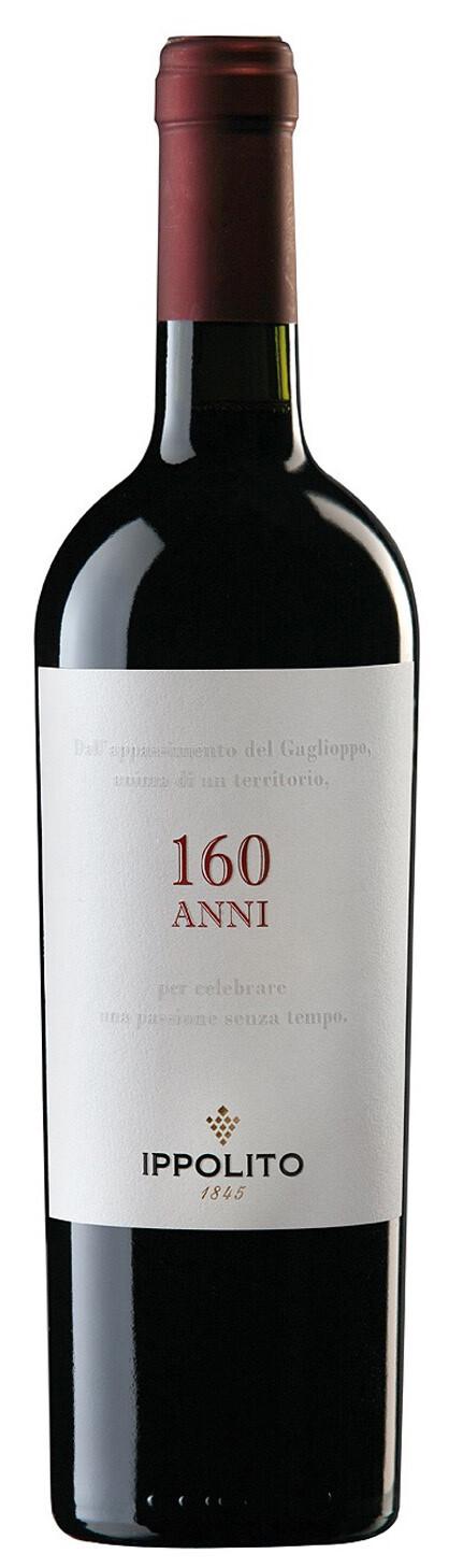 160 Anni Rosso Calabria IGT