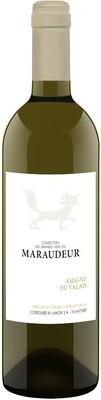 Amigne Valais AOC les grands vins du Maraudeur