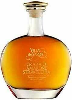 Grappa Amarone Stravecchia