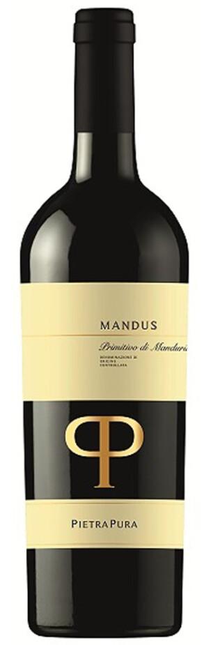 Mandus Primitivo di Manduria DOC