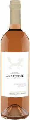 Dôle Blanche Valais AOC les grands vins du Maraudeur
