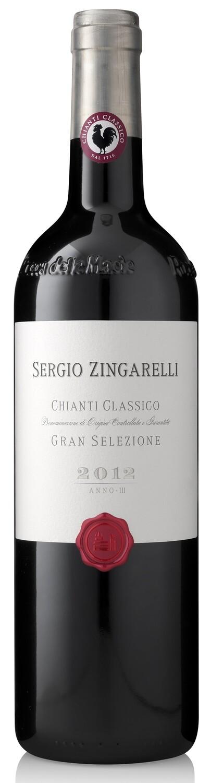 Sergio Zingarelli Chianti Classico Gran Selezione DOCG