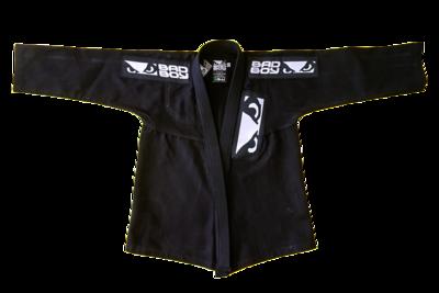 Kimono Jiu Jitsu Bad Boy Preto