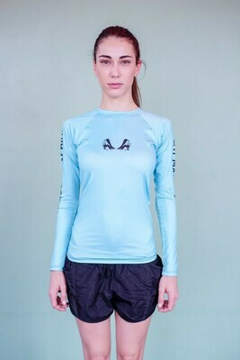 Rash Guard Blue Sky Sexy Machine