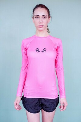 Rash Guard Pink Sky Sexy Machine