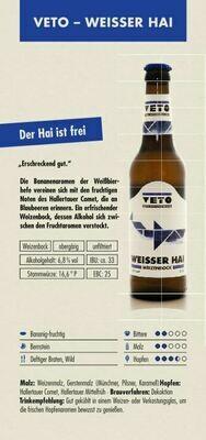 VETO Weisser Hai (1,00€/100ml)