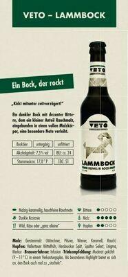 VETO Lammbock (1,00€/100ml)