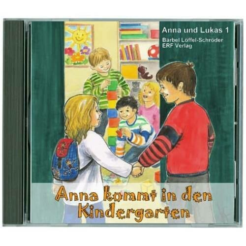 Anna kommt in den Kindergarten CD (1)