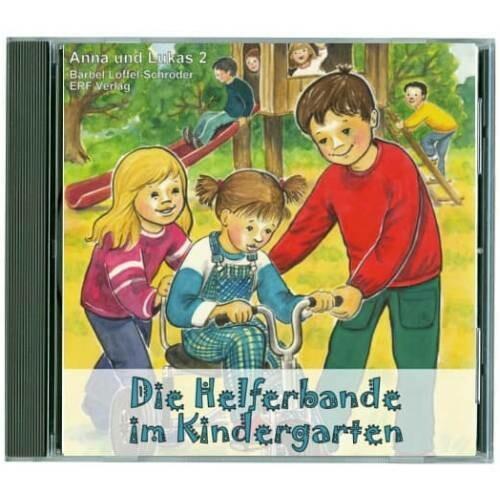 Die Helferbande im Kindergarten CD (2)