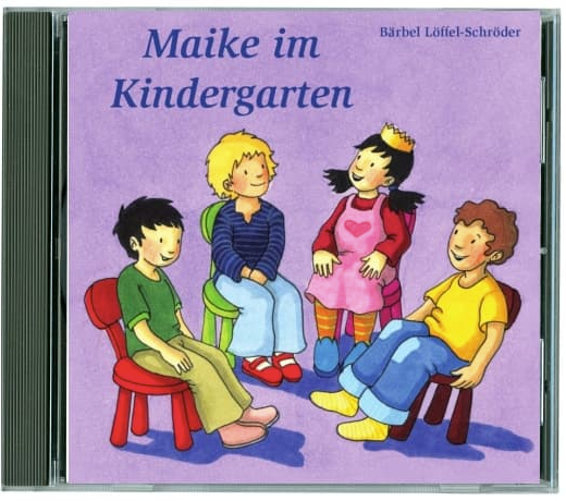Maike im Kindergarten - CD (3)