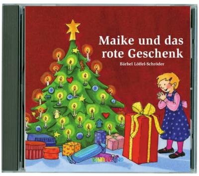 Maike und das rote Geschenk - CD (4)
