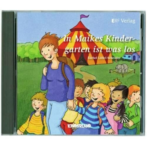 In Maikes Kindergarten ist was los - CD (6)
