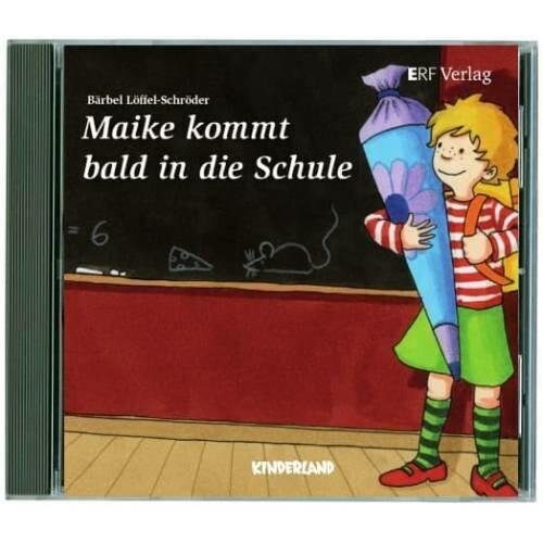 Maike kommt bald in die Schule - CD (7)