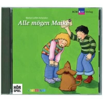 Alle mögen Maike - CD (11)