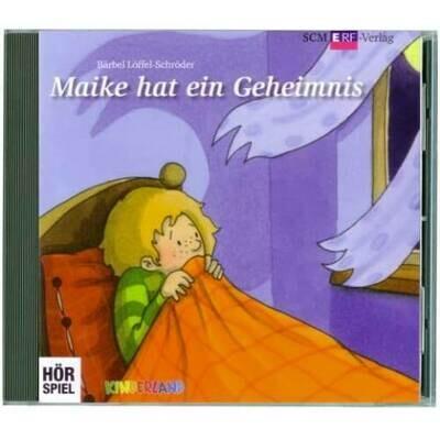 Maikes hat ein Geheimnis - CD (12)