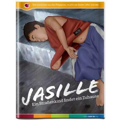 Jasille - Ein Strassenkind findet ein Zuhause
