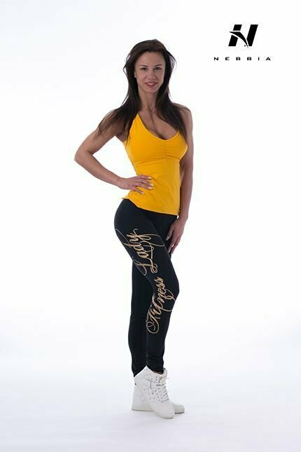 Леггинсы LEGGINS SUPPLEX GOLD 210