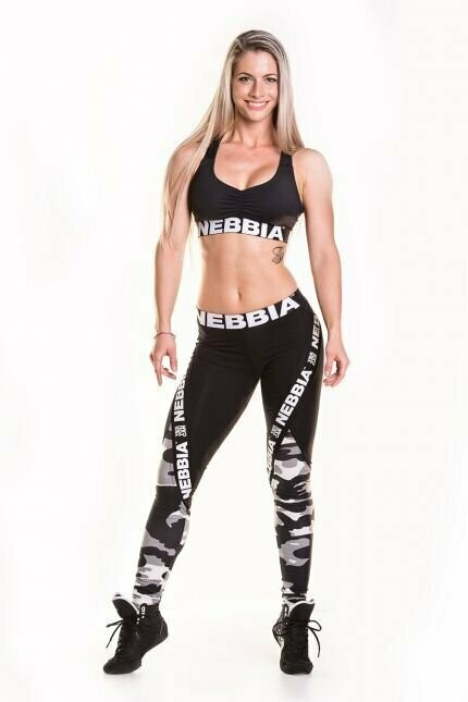 Леггинсы CAMO LEGGINGS COMBI 202