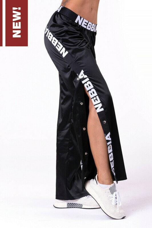 Штаны Satin Bottom Up pants 685