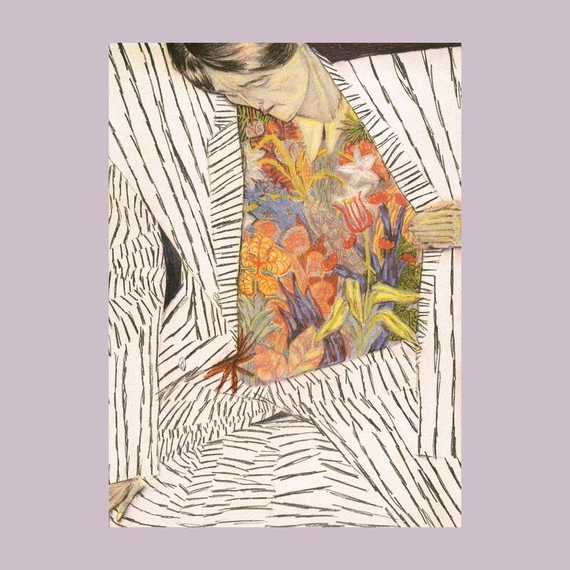 Постер «Мужчина в костюме»