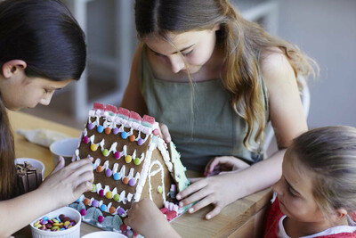 NEW SESSION RELEASED!!! Gingerbread House Workshop - Thursday 19 December (9am to 12pm)