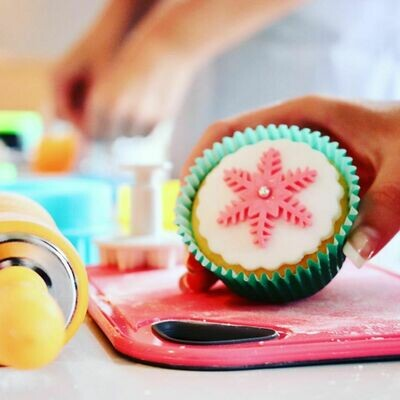 Freestyle Cupcake Decorating Workshop - Thursday 16th January 2020 (1pm to 3pm)