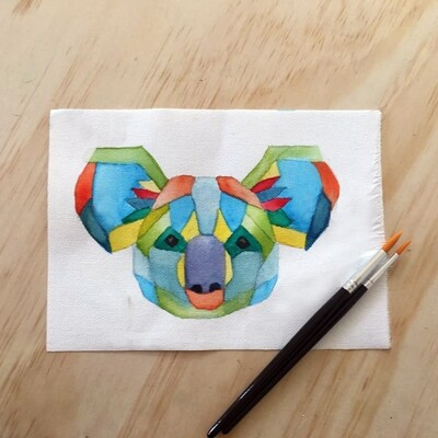 Kids Koala Watercolour Painting Workshop TO HELP SAVE THE KOALAS - Thursday 9th Jan 2020 (10am to 12pm)  ***$10 FROM EVERY TICKET SOLD WILL GO DIRECTLY TO