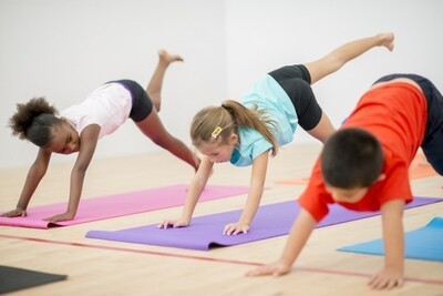 Mindful Yoga for Kids - School Holiday Workshop - Wednesday 22 April 2020 - 10am to 12pm