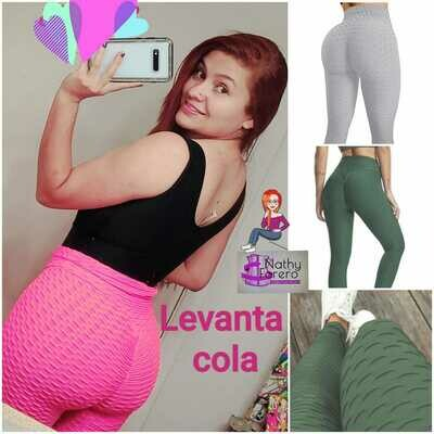 Legging Levanta Cola - Anticelulitis