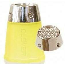 Clover Thimble Large Yellow (6027)