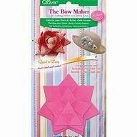 Clover Bow Maker Medium - 8451