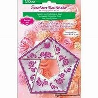 Clover Sweetheart Rose Maker (8472)