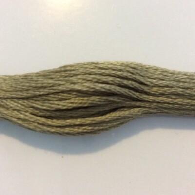 DMC107 Broder #16 Cotton 3032 - Medium Mocha Brown
