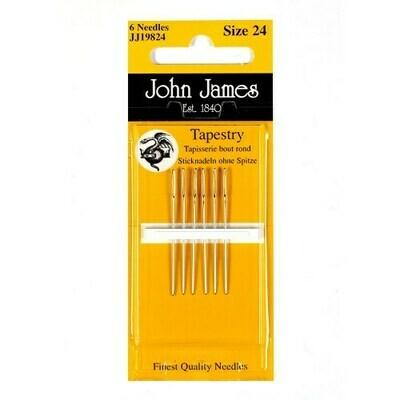 John James Tapestry #24 pkt