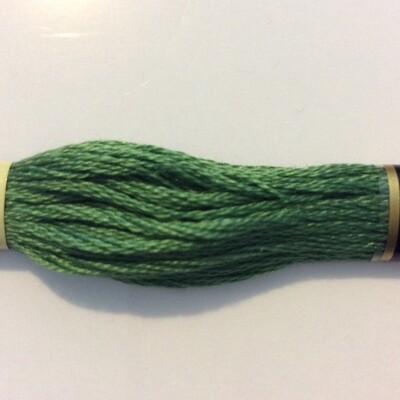 DMC107 Broder #16 Cotton 0367 - Dark Pistachio Green