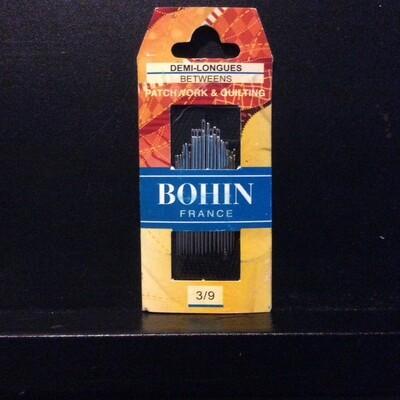 Bohin Betweens/Quilt #03/09 pkt