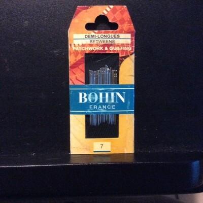 Bohin Betweens/Quilt #07 pkt (00318)